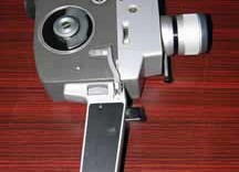 Cinepresa Cinaland RZ33