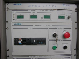 45KW Main Power Distribution Unit
