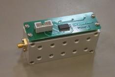 Attenuatore programmabile in RF da 100dB in banda DC- 3GHz.