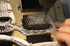 Cablaggio Wire Wrap