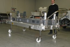 MGSE – Thermal & Vacuum Trolley