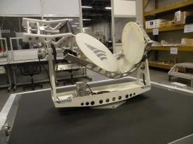 Airborne UAV Antenna system
