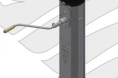 ISO 5, 5T Screw Jacks ELT-230-01629-0